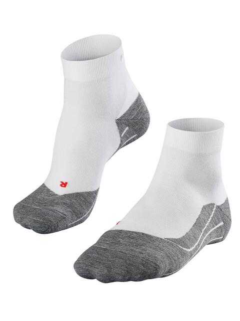 Falke RU4 Short Running Socks Women white-mix